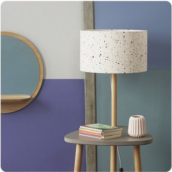 Lighting Gt Pendant Amp Lamp Shades Gt Drum Fabric Lamp Shade