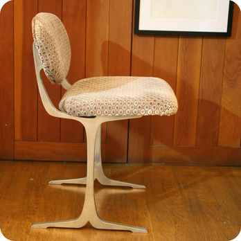 70's designer lounge chair