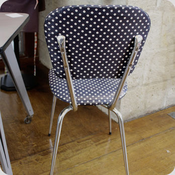 60's kitchen chair