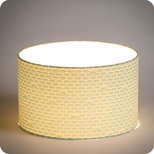 Drum fabric lamp shade / pendant shade Shawa