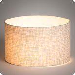Drum fabric lamp shade / pendant shade Glam