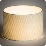 Drum fabric lamp shade / pendant shade Bekko