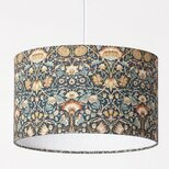 Drum fabric lamp shade / pendant shade Lodden Morris&co.