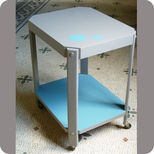 Trolley console-table