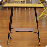 Trolley table 50's