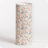 Cylinder fabric table lamp Envol