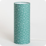 Cylinder fabric table lamp Cactus