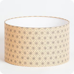 Drum fabric lamp shade / pendant shade Suna